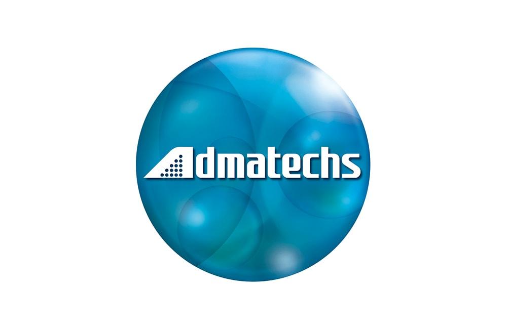 アドマテックスのロゴマークデザイン